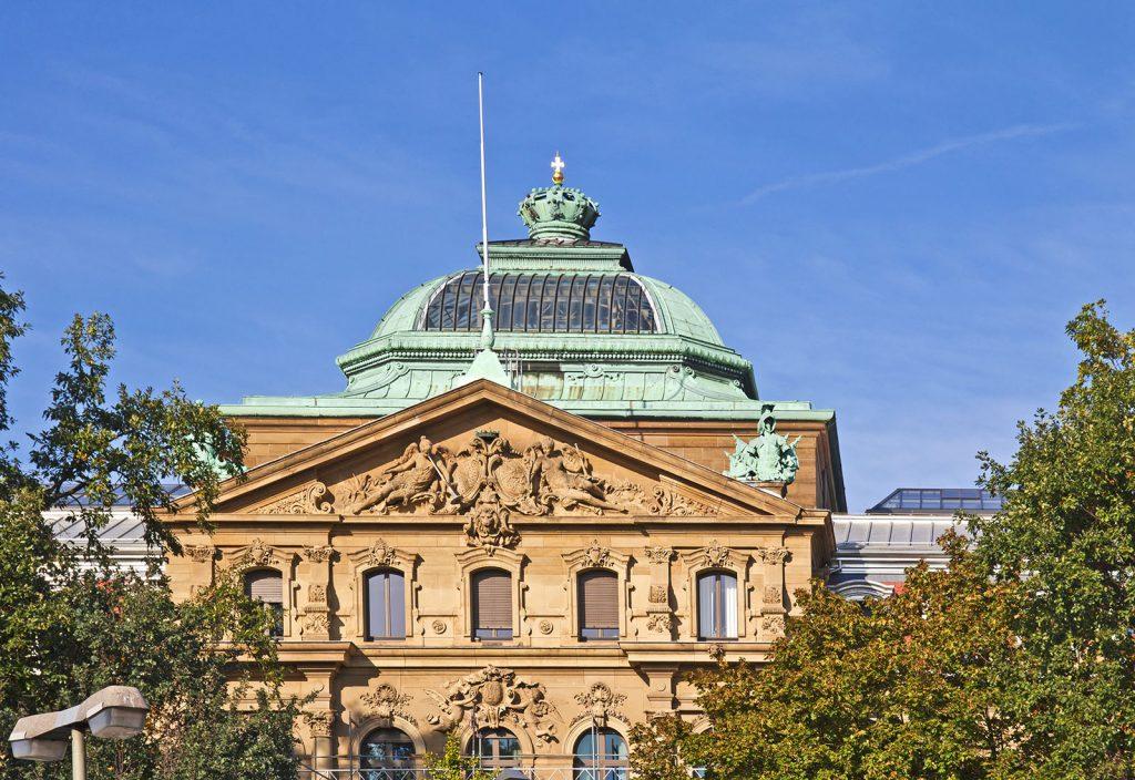 Gebäude des Bundesgerichtshofs